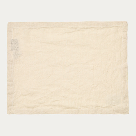 Hedvig Placemat - Creamy Beige