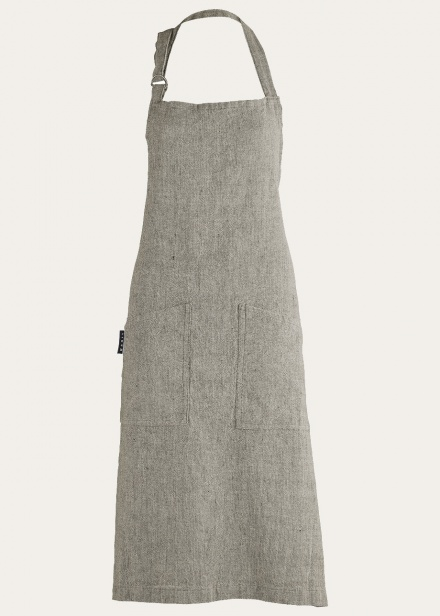 Hedvig Apron - Ink Blue