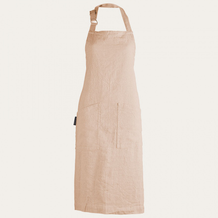 Hedvig Apron - Dusty Pink