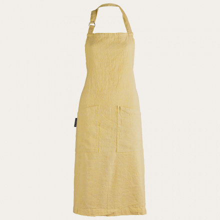 Hedvig Apron - Mustard Yellow