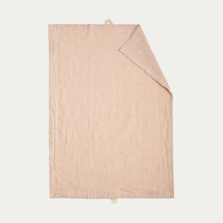 Hedvig Tea Towel - Dusty Pink