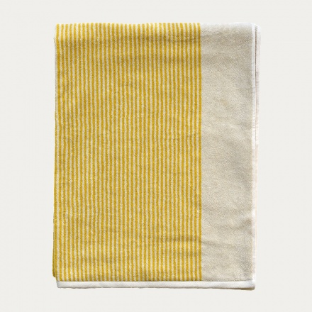 Venezia Bath Towel - Misted Yellow