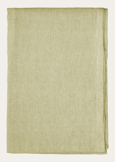 Hedvig Tablecloth - Light Cypress Green