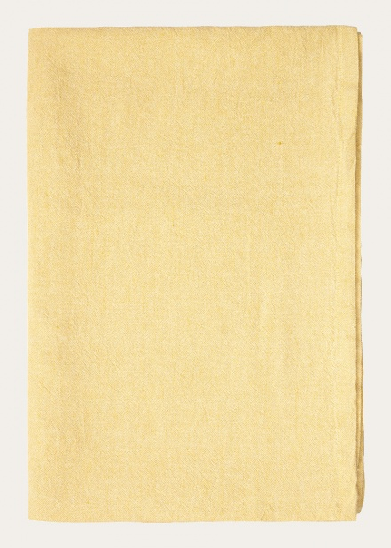 Hedvig Tablecloth - Mustard Yellow