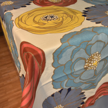 Savona Tablecloth - Multi Colour