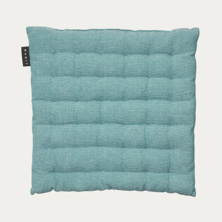 Pepper Seat Cushion - Dark Grey Turquoise