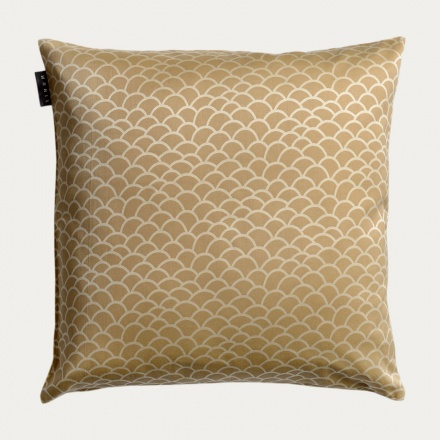 Ascoli Cushion Cover - Camel Brown