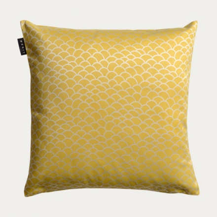 Ascoli Cushion Cover - Misted Yellow