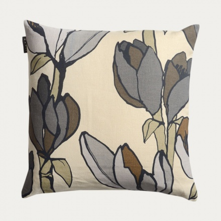 Cesena L Cushion Cover - Dark Charcoal Grey