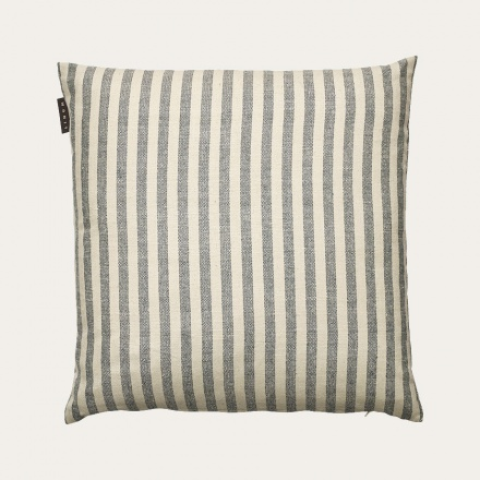 Pirlo Cushion Cover - Dark Charcoal Grey