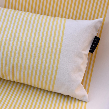 Venezia Cushion Cover - Misted Yellow