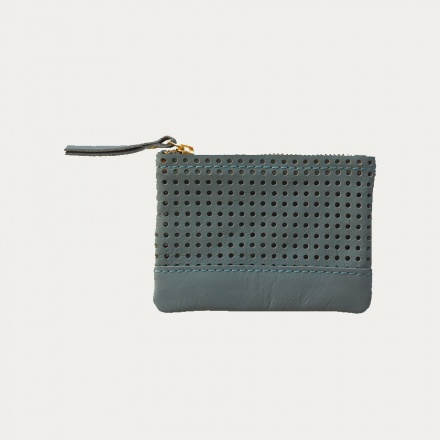 Capra Pouch - Ice Green