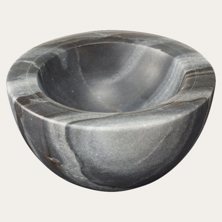 Mable Bowl S - Granite Grey
