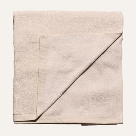 Avilon Bath Towel - Creamy beige