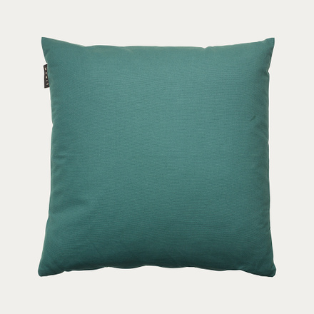 Annabell Cushion Cover - Dark grey turquoise