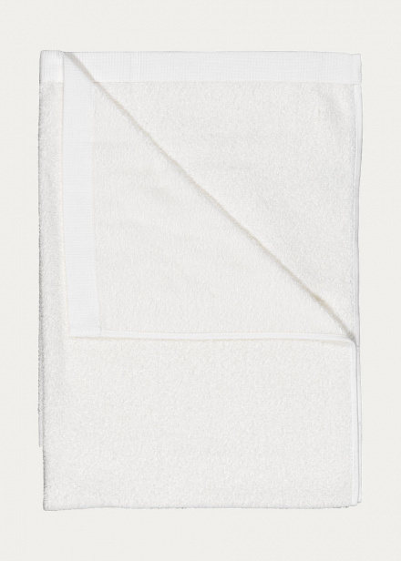 East Bath Towel - Bright White