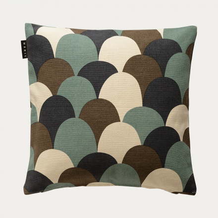 GAMLASTAN CUSHION COVER - Grey Green