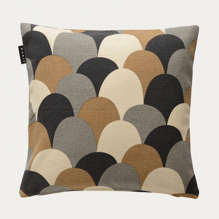 GAMLASTAN CUSHION COVER - Camel Brown