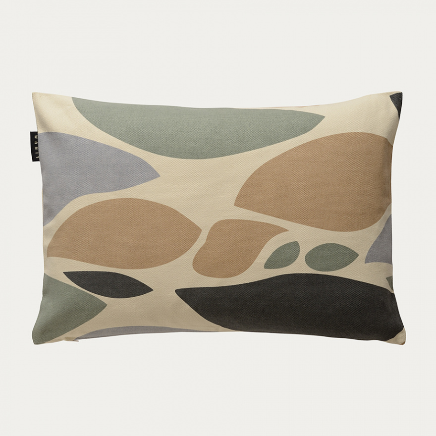 Stockholm Cushion Cover Camel Brown Cushion Covers Patterned