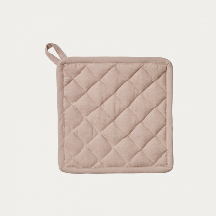 Sara Pot holder - Dusty pink