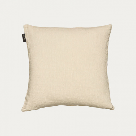 HEDVIG CUSHION COVER - Creamy beige
