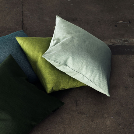 Pepper Cushion cover - Light ice green
