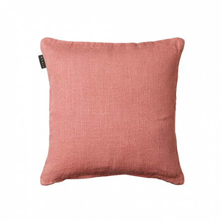 Raw Cushion cover - Vintage pink