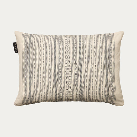 daisy-cushion-cover-dark-charcoal-grey