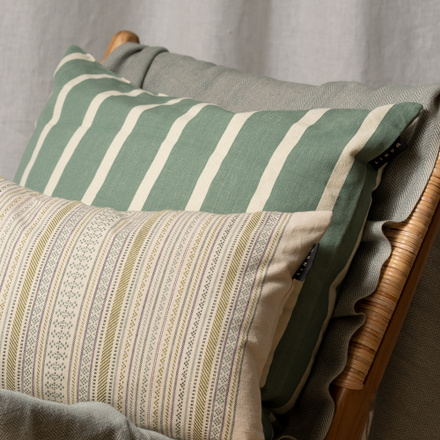 Rubus Cushion cover - Grey green
