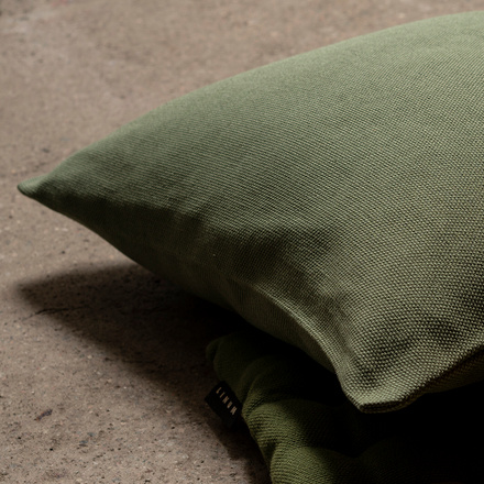 Pepper cushion cover - light cypress green